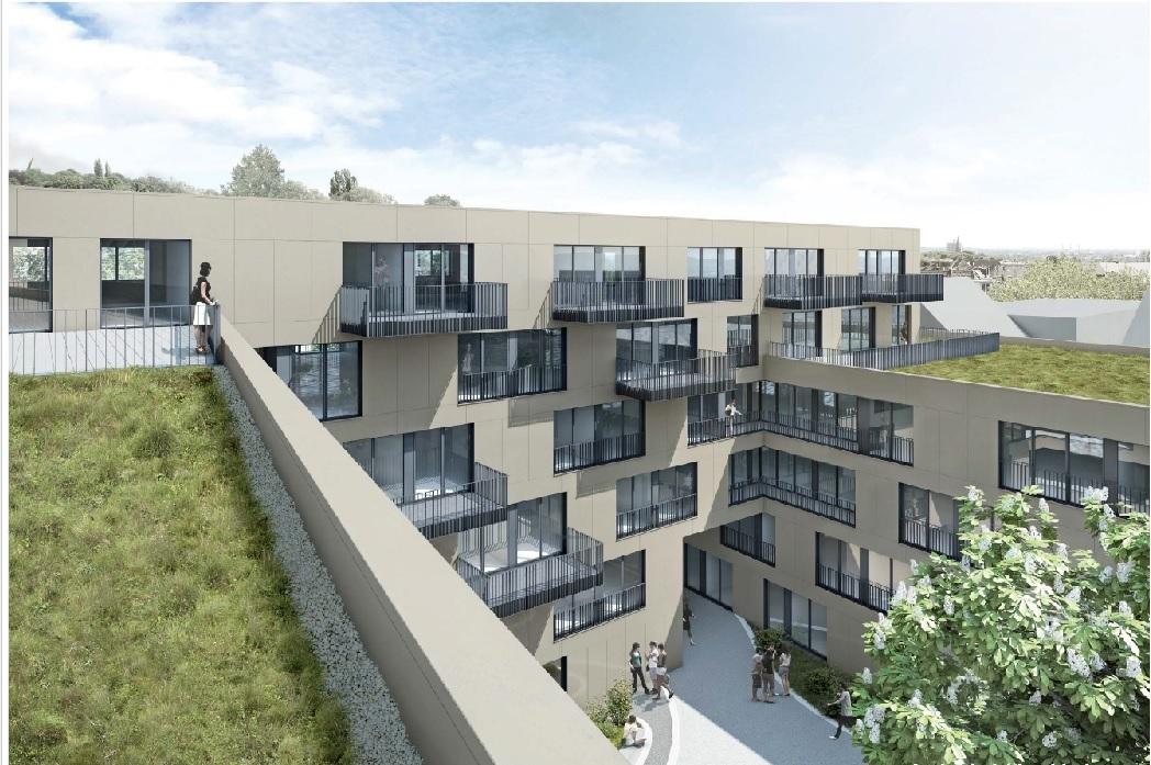 exklusiver wohnraum am veltmanplatz in aachen reaq. Black Bedroom Furniture Sets. Home Design Ideas